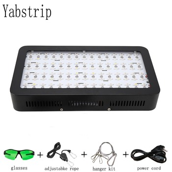 Yabstrip Led Grow Light Full Spectrum 1200W high power Grow LED plant growling light for Plant Indoor Hydroponic Greenhoure