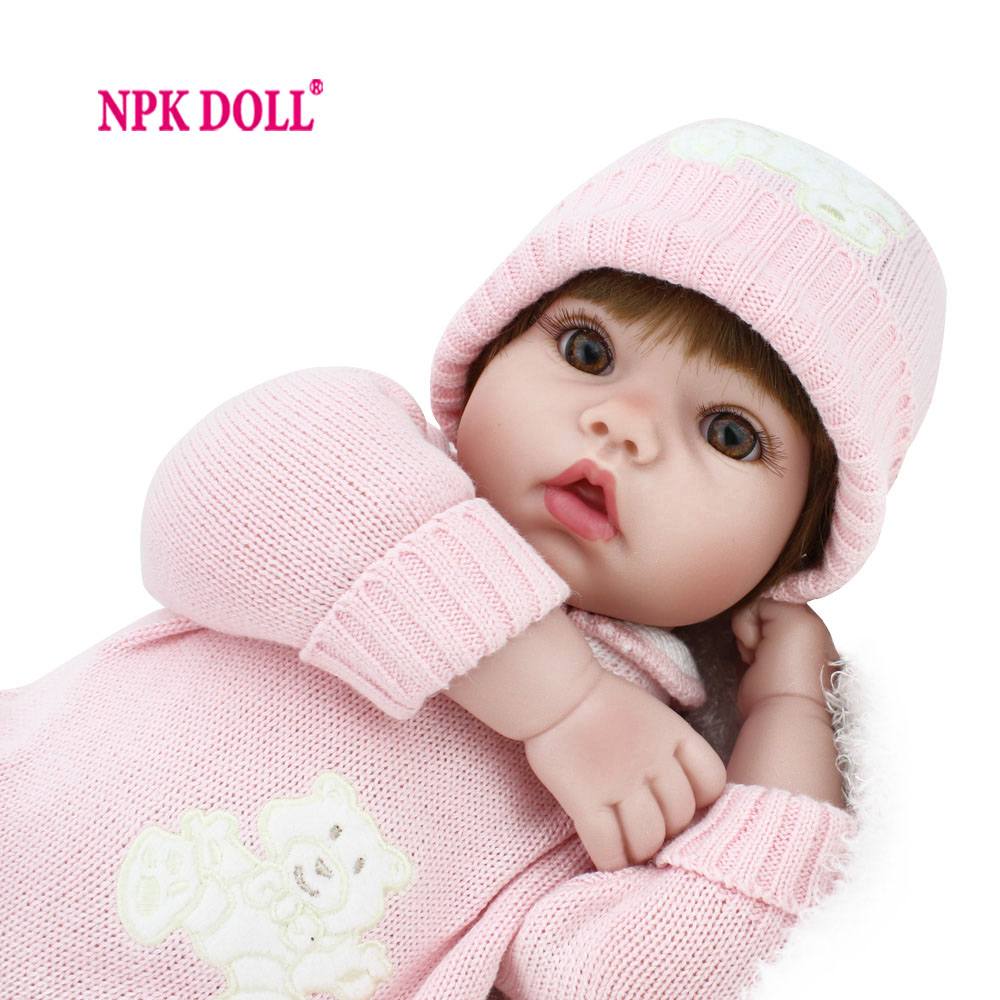 bd562444cb4c7 Detail Feedback Questions about NPKDOLL 20 inches Doll Reborn Soft ...