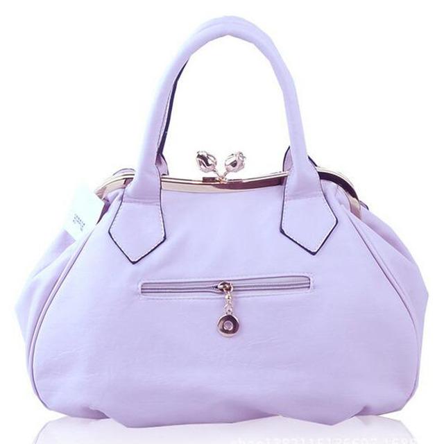Fashion Women Frame Bag With Rose Flower Hasp Vintage Women Handbag Tote With Diamond  Leahter Shoulder Bag Handbags SC0112