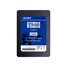 "Gloway Solide Stick Disk SSD120GB Stick desktop ssd laptop 120g neueste produkt 2,5 ""SATAIII MLC Flash SSD 120 GB SSD"