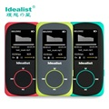 Deporte de ALTA FIDELIDAD MP3 Corriendo MP3 Lossless Reproductor de 1.8 Pulgadas Mini Reproductor MP4 Apoyar La Grabación de Imágenes del TF Con el Auricular Del Brazal
