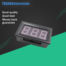 NEW Blue LED DC 0 To 10A Panel Meter Mini Digital Ammeter