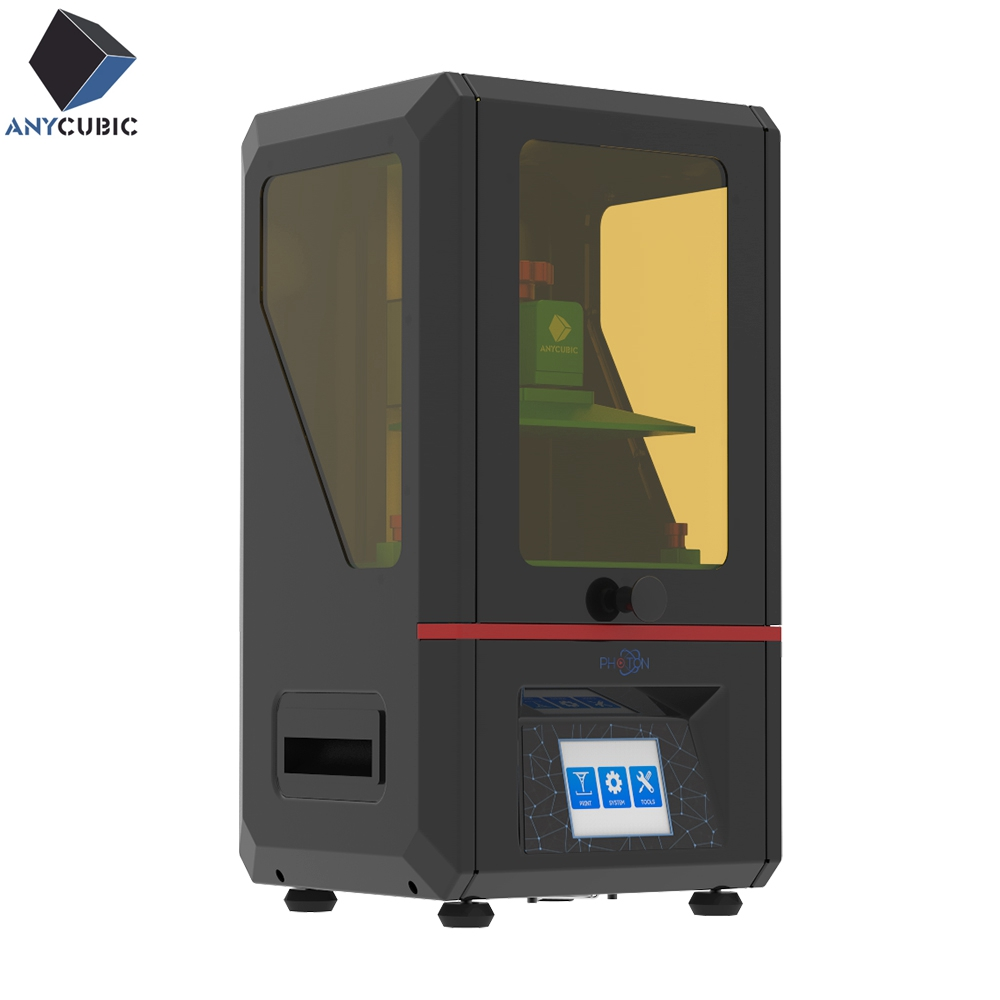 ANYCUBIC Photon SLA 3D Printer Add Resin Plus Size UV LCD Assembled 2K Screen Off Line