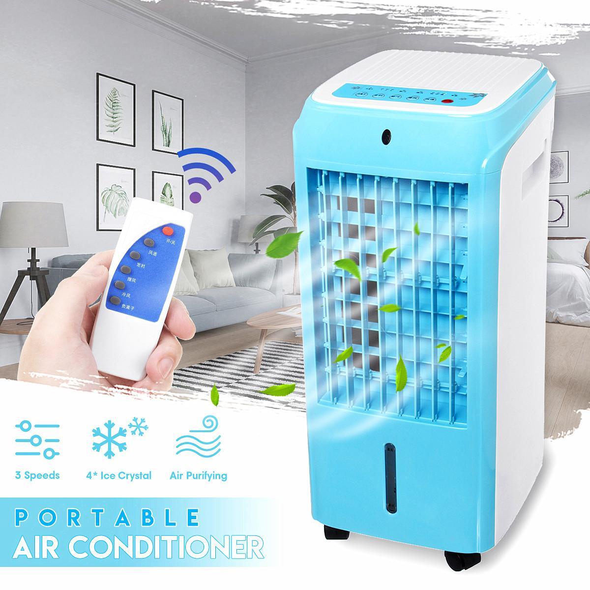 Date Portable climatiseur climatisation ventilateur 220 V 65 W naturel vent Air refroidisseur ménage Air refroidissement ventilateur pour salon