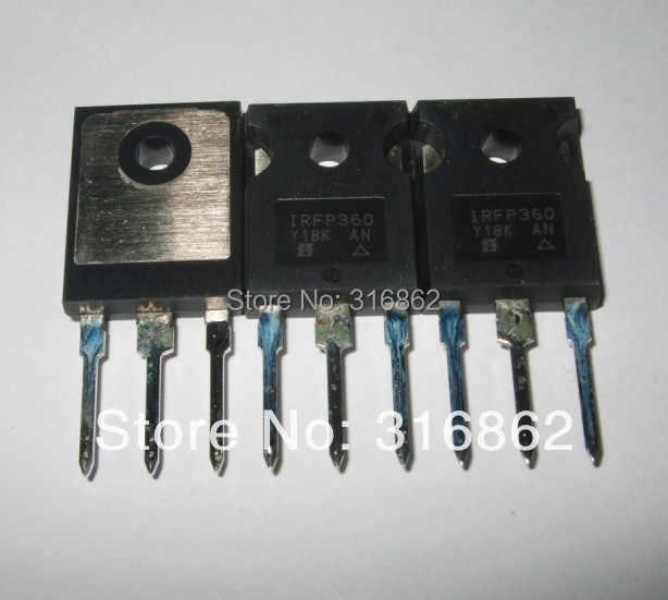 IRFP360 IRFP360PBF IRFP 23A/400V TO-3P 10 ピース/ロット送料無料の電子部品キット