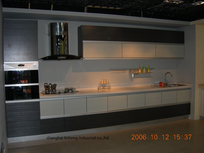 melamine/mfc kitchen cabinets(LH-ME006)melamine/mfc kitchen cabinets(LH-ME006)
