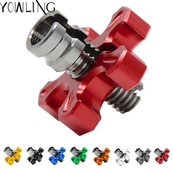 M8 M10 Motorcycle Clutch Cable Wire Adjuster For HONDA CR CRF SL XR CRM 80 85 125 150 230 250 400 450 650 1000 R X AR M L image