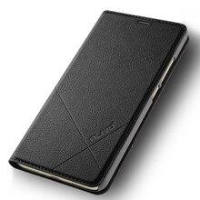 Meizu m3 note case pu кожаный бизнес-серии откидная крышка для meizu m3 note meilan note 3 (5.5 «) #0918 с Отслеживая Номером.