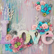 Full square 5D DIY diamond painting Cross stitch hot love 3D embroidery pattern cross set mosaic home decoration gift
