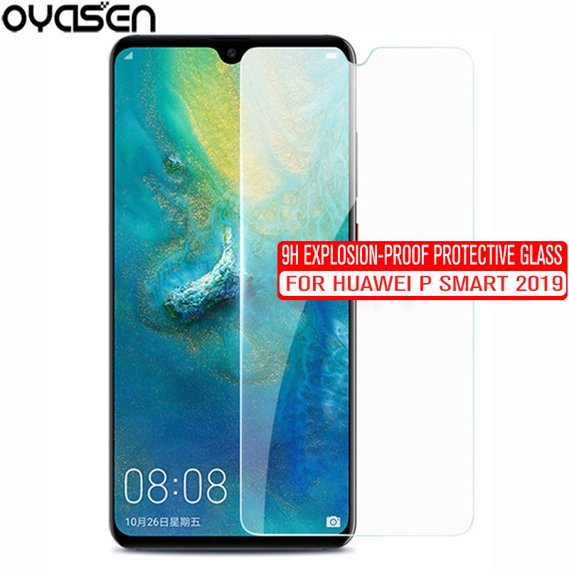 Screen Protector For Huawei P Smart 2019 9H 0 26MM Explosion proof Tempered Glass Protective Film in Phone Screen Protectors from Cellphones Telecommunications
