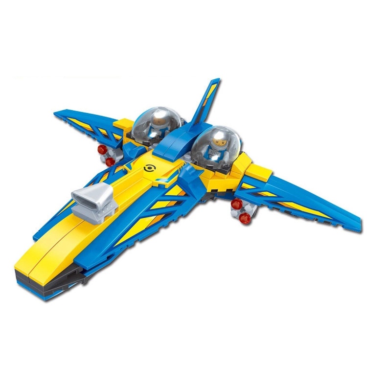 New Space series Star Wars space star fighter Kits robot Building Blocks scale models Block Brick