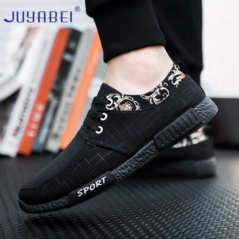 2019 Spring Breathable Casual Canvas Shoes Men's Hotel Restaurant Canteen Kitchen Chef Shoes Bakery Cafe Waiter Work Shoes