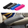 Silicone Car Anti Slip Handbrake Grips Parking Hand Brake Boot Silicone Cover Lever Sleeve Car accessories