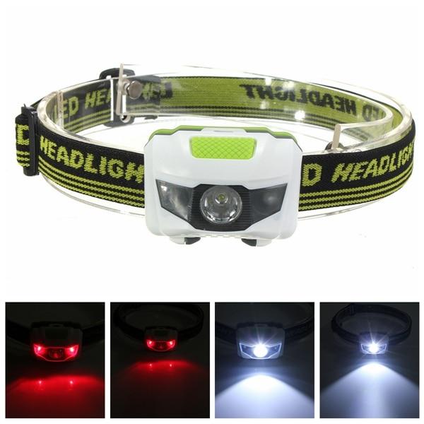 Светодиодные налобные фонарики из Китая