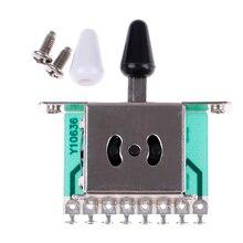 3-позиционный звукосниматель селектор переключатели тумблер рычаг переключатель для теле страта гитара оптовая продажа