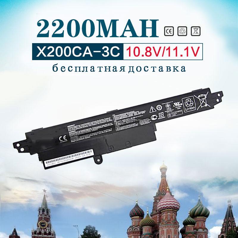 11.1V 2200MAh Laptop Battery For ASUS X200CA X200MA X200M X2