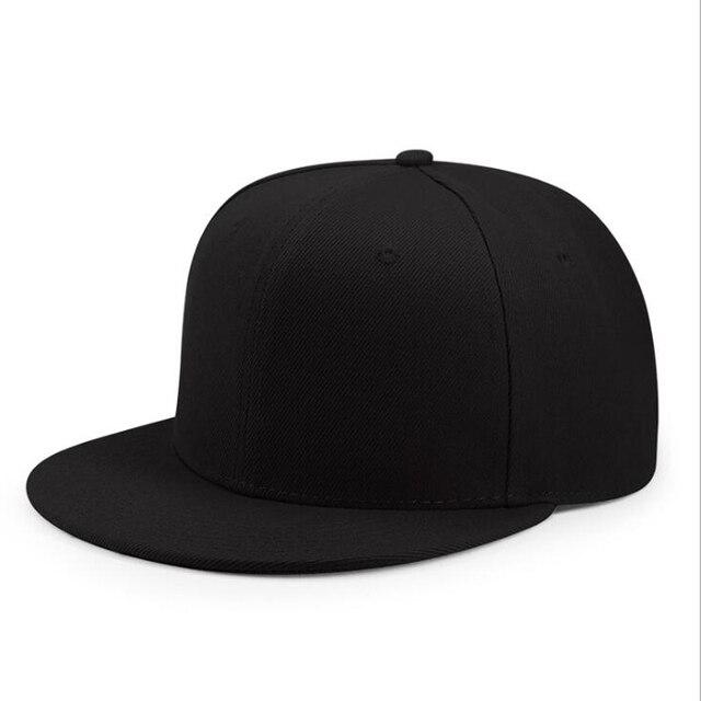 125d100a0a8 Cool Children Blank Snapback Baseball Cap Kids Hip-Hop Caps Bone Colorful  Trucker Cap Boy Girl Flat Hats Gorras Swag Diy Caps