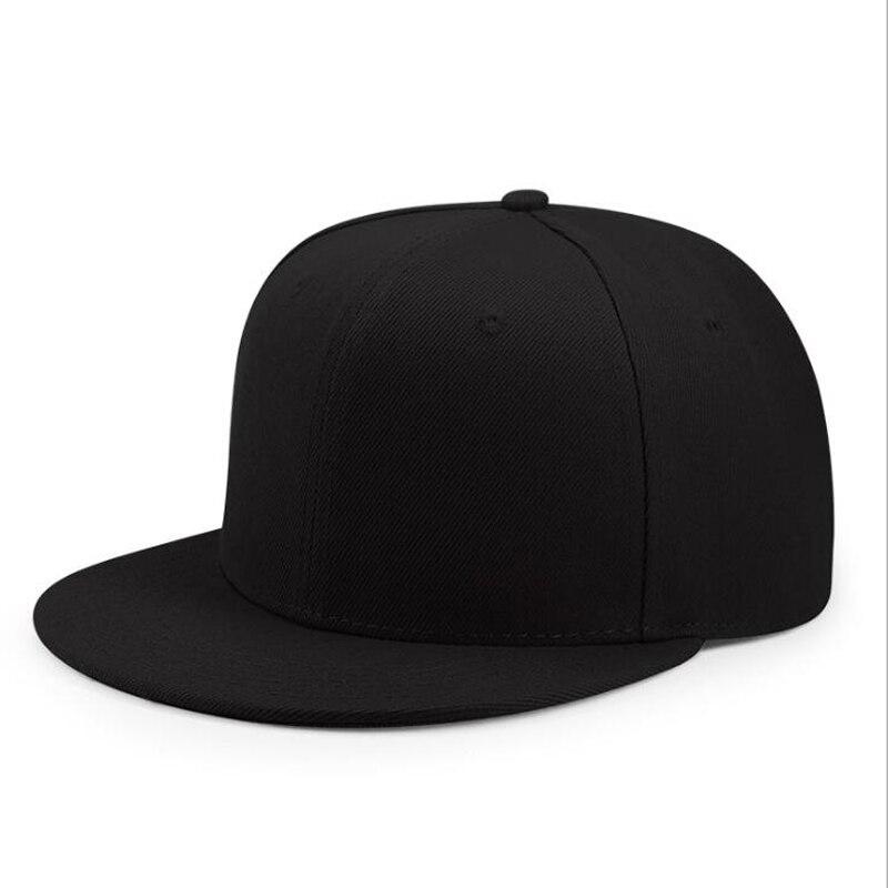 Cool Children Blank Snapback Baseball Cap Kids Hip-Hop Caps Bone Colorful Trucker Cap Boy Girl Flat Hats Gorras Swag Diy Caps
