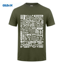 Beer Types T-Shirt / 10 Colors