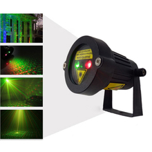 Outdoor Garden Decoration Waterproof IP65 Christmas Laser Spotlight Landscape Light Star Projector Shower With Remote Controller alien outdoor ip65 rg snowflake five pointed star laser light projector waterproof garden xmas tree christmas decorative lights