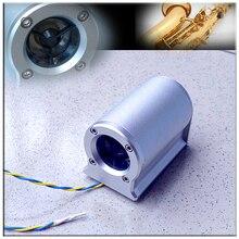 KYYSLB pełna stopu aluminium przypadku Top 1 Cal głośnik wysokotonowy wzmacniacz jeden głośnik