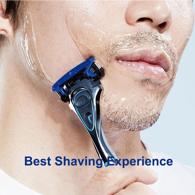 2018 Ny Original Schick Genuine Quattro Titanium behagelig - Barbering og hårfjerning - Foto 3