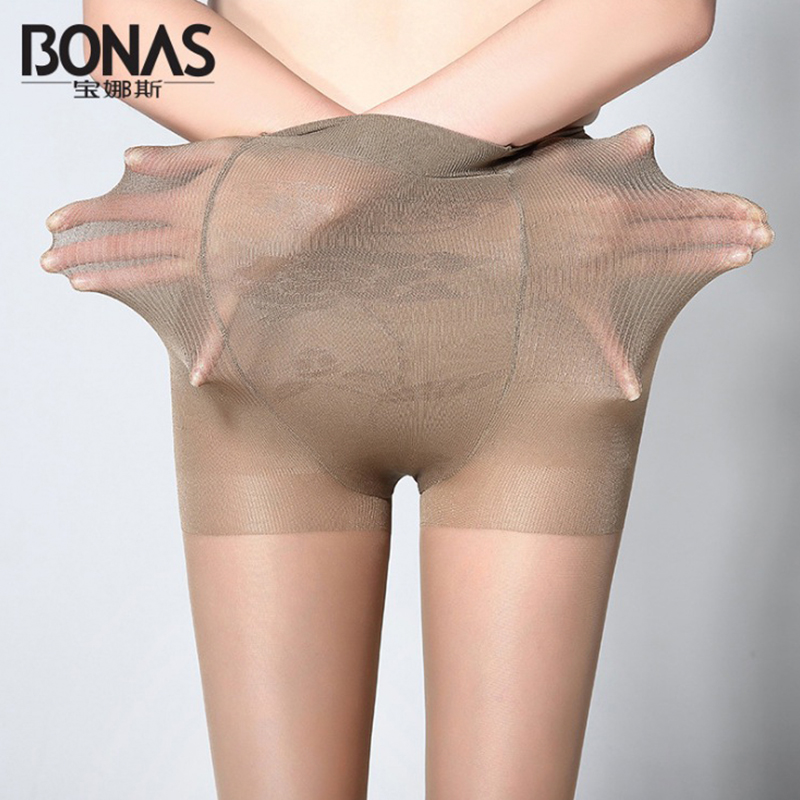 Dropshipping Super Elastic Magical Stockings Women Nylons Pantyhose Sexy Skinny Legs Tights Prevent Hook Silk 6012 40D dropship