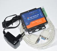 USR-TCP232-306 низкая стоимость RS232 RS485 RS422 последовательный к сети ethernet конвертер с веб-страницы функция автоматизации зданий