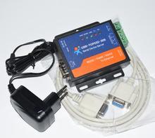 محول شبكة إيثرنت USR TCP232 306 منخفض التكلفة RS232 RS485 RS422 مع أتمتة بناء وظيفة صفحة الويب