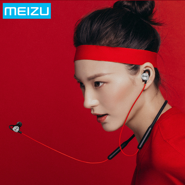 Meizu EP52 Bluetooth Earphone Waterproof IPX5 With 8 Hours Battery Life Sport Wireless Earphone Bluetooth 4.1 Upgrade MEIZU EP51