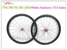 White Industry T11 hubs !! 2017 Chinese road bicycle wheels 30mm 38mm 50mm 60mm 88mm deep road bike wheel , super good quality