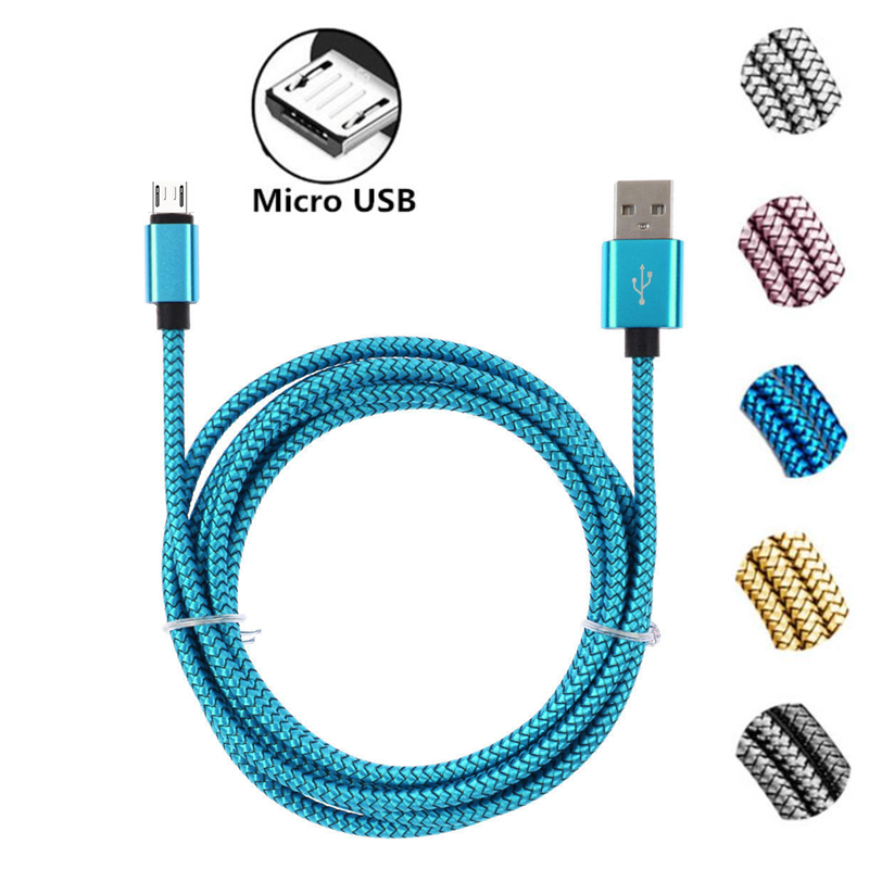 <font><b>Micro</b></font> <font><b>USB</b></font> Charging <font><b>Cable</b></font> <font><b>For</b></font> Samsung Galaxy A3/A5/A7 2016 J3/J5/J7 2017 1/<font><b>2</b></font>/3 <font><b>Meter</b></font> Long Kabel Mobile Phone <font><b>Charger</b></font> Short Cord image