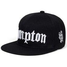 Новинка, бейсбольная кепка COMPTON с вышивкой, хип-хоп бейсболка, плоская Модная Спортивная Кепка для мужчин и женщин, Регулируемая Кепка для папы