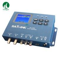 디지털 위성 파인더 미터 satlink WS-6990 신호 검색 2.4 인치 컬러 lcd