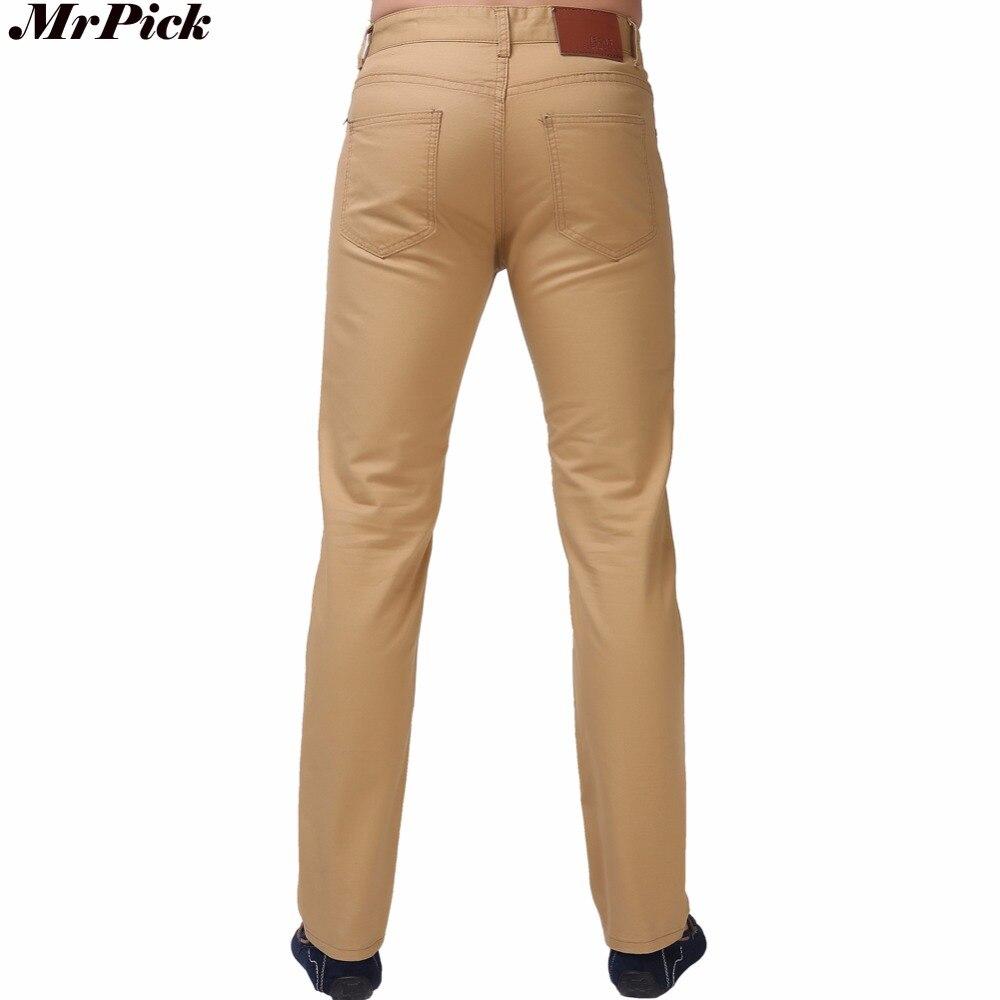 Men Jeans Straight Casual Jeans Fashion Design Men Pants L9761