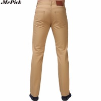 Men Jeans Straight Casual Jeans Fashion Design Men Pants L9761