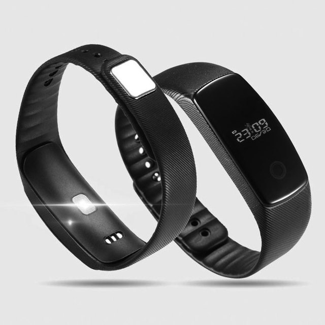Step Counts Smart Band M01 Pedometer Heart Rate Monitor Bracelet Watch Calories Burned Fitness Tracker Wristband For IOS Android