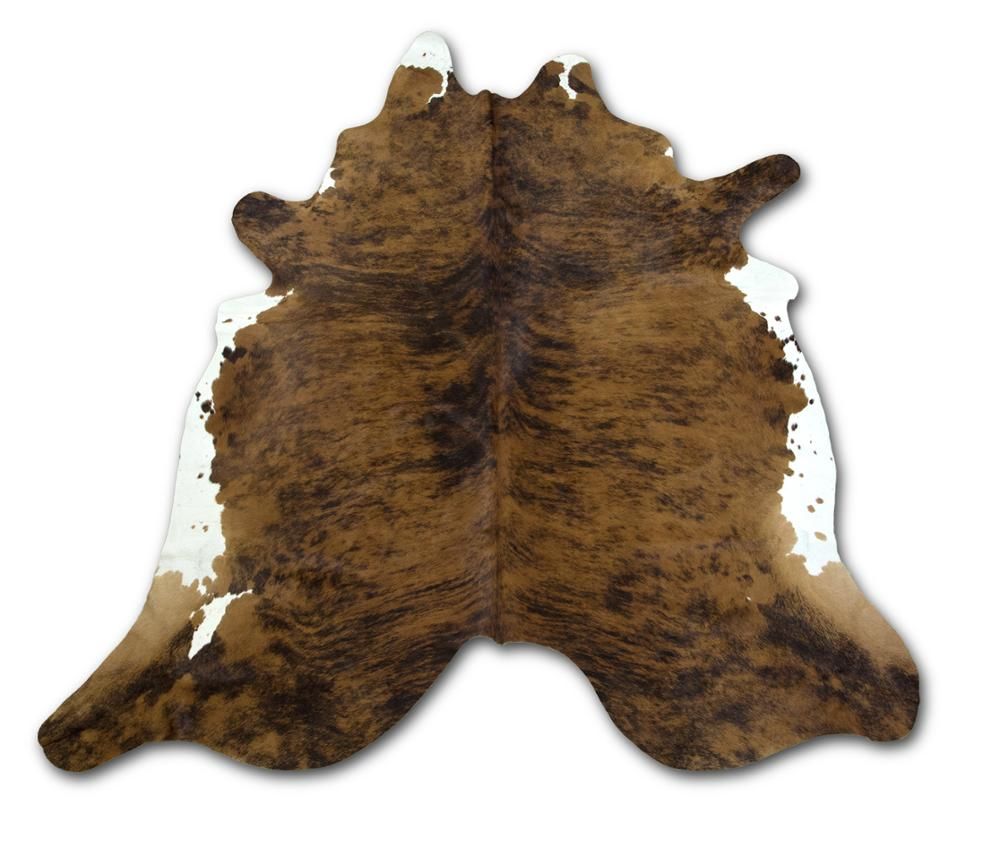 Zerimar Natural Cowhide Rug |Size: 88x82 In | Area Rugs For Living Room | Area Rugs Living Room | Area Rug Natural