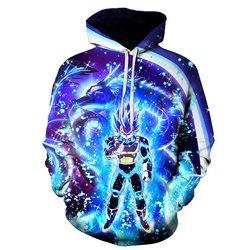 Hot Anime Dragon Ball Hoodies Men Women 3D Sweatshirts Super Saiya Vegeta Kids Goku Hoodie Male Casual Coat Cartoon Boys Outwea 1