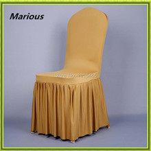 Marious Brand Spandex Lycra Chair Covers Sunflower Chair Covers Dining Free  Shipping(China)