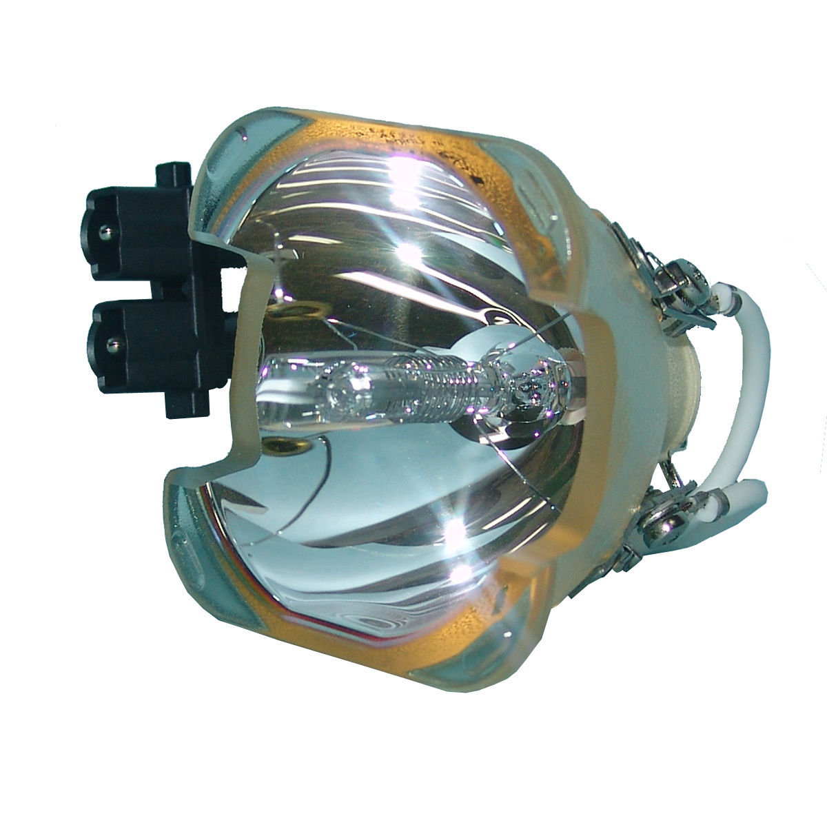 Compatible Bare Bulb BL-FU250B BLFU250B SP.86501.001 for Optoma EP756 / EP757 / H65A Projector Lamp Bulb without housing