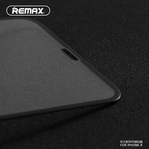 Image 3 - רימקס 9D מלא כיסוי מזג זכוכית מסך מגן עבור iPhone XS XR XS מקסימום 11 11PRO 11PROMAX 12PRO 12PROMAX מעוקל משטח סרט