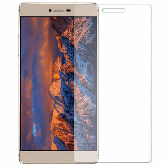 قسط الزجاج المقسى لهواوي P8 P9 P10 لايت زائد واقي للشاشة HD طبقة رقيقة واقية