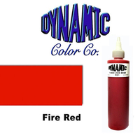 Red Color Dynamic Pigment Kit Permanent Tattoo Ink Dynamic Tattoo Ink 250ML 12oz 330g Bottle Black