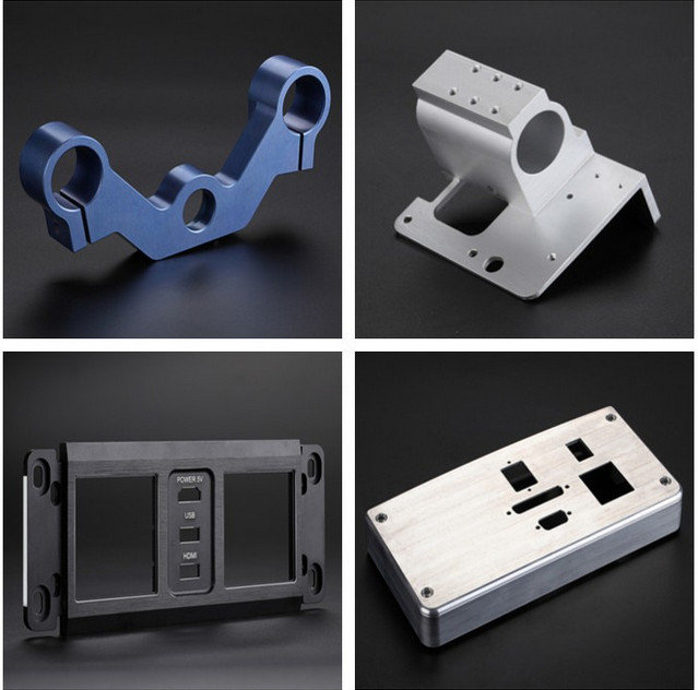 OEM custom CNC machining service plastic mockup and metal prototypes