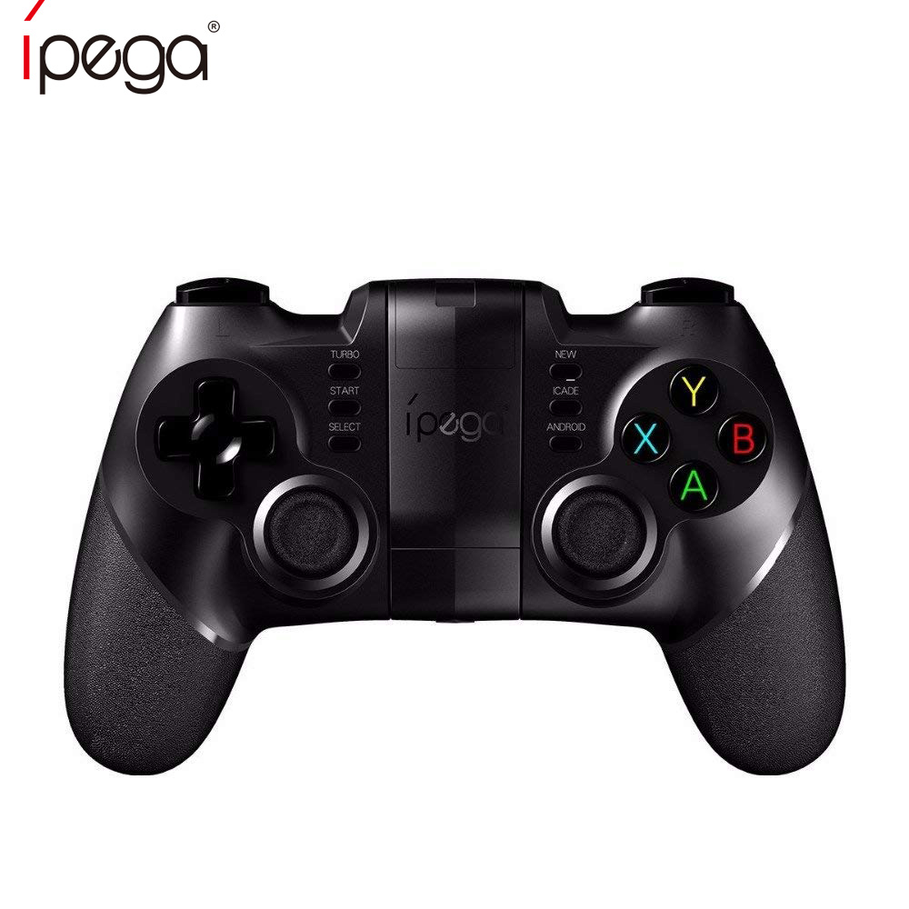 iPega PG-9077 Wireless Gamepad Bluetooth Game Controller with TURBO Joystick for Android Tablet PC TV Box Phones