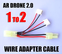 free shipping Parrot AR font b Drone b font 2 0 Power Adapter Harness Cable 1