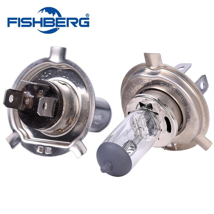2pcs H4 12V 55W 4300K Halogen Car Light Bulbs Lamp Car Light Bulb Factory Price Car Styling Parking Free Shipping