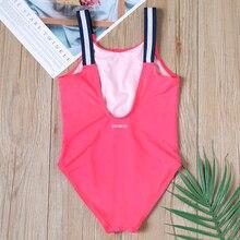 2019 Girls swimwear kids Swimsuit Summer One Piece Girls' Star Swimming Suit Girls Swimwear Children Beachwear sw102