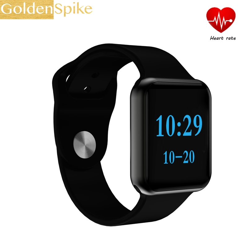 Bluetooth 4.0 smartwatch I3S 2.5D arc face LCD support Heart rate blood pressure monitoring IWO smart watch for Android & IOS